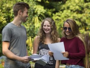 FHS A Level Results 2016