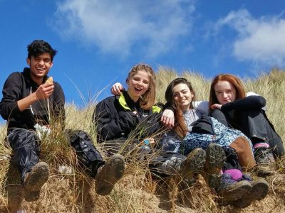 DofE Wales at Ffynone House School