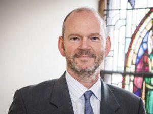 Mr Michael Boulding, Ffynone House School Headteacher