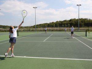 Ffynone House Tennis Academy