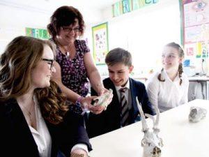 Ffynone House School Biology Lesson