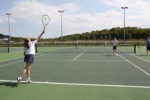 Ffynone House School Tennis Academy