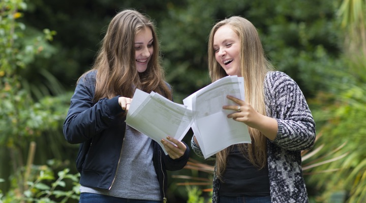 Ffynone House School GCSE results 2016