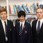 UK Mathematics Challenge winners