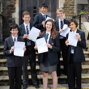 IGCSE mathematics examination success at Ffynone House School