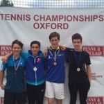 Ffynone House School Tennis Success Summer 2016