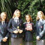 South Wales Y10 Tennis Champions 2016