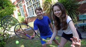 Ffynone House School Tennis Academy success in Junior Scottish Open
