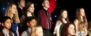 A night at the musicals with Ffynone House School