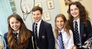 Ffynone House School Tennis Academy winners