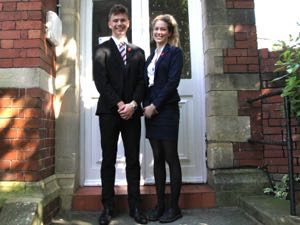 Ffynone House School Senior Prefects 2016-17