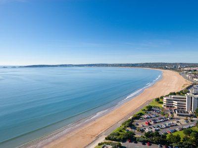 Swansea Bay Coastline