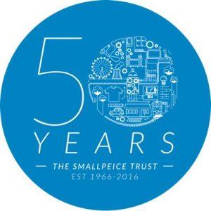 Smallpiece Trust Logo