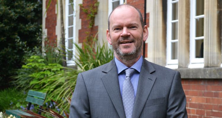 Ffynone House School Headteacher Mr Michael Boulding