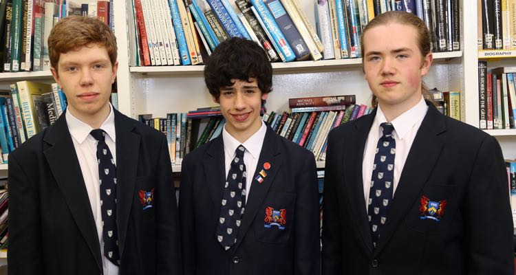 UK Mathematics Challenge winners