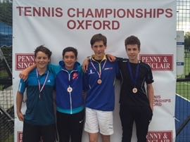 Ffynone House Success at Oxford for Henry
