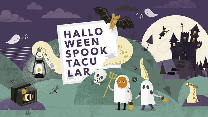 Halloween Spooktakular 2016