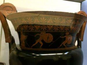 Ffynone House School Classics Trip to British Museum