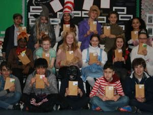 World Book Day at Ffynone House School