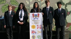 Student General Election Candidates