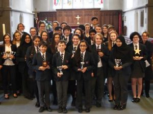 Prize Day 2017 at Ffynone House School