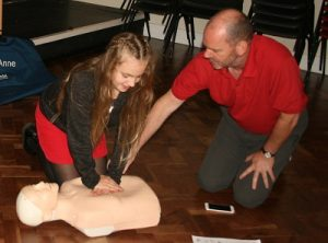Ffynone House School Restart a Heart