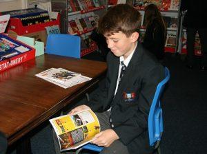 Ffynone House School Book Fair