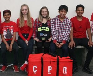 Ffynone House School Restart a Heart Day