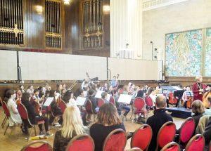 Ffynone House School Abertawe Music Festival