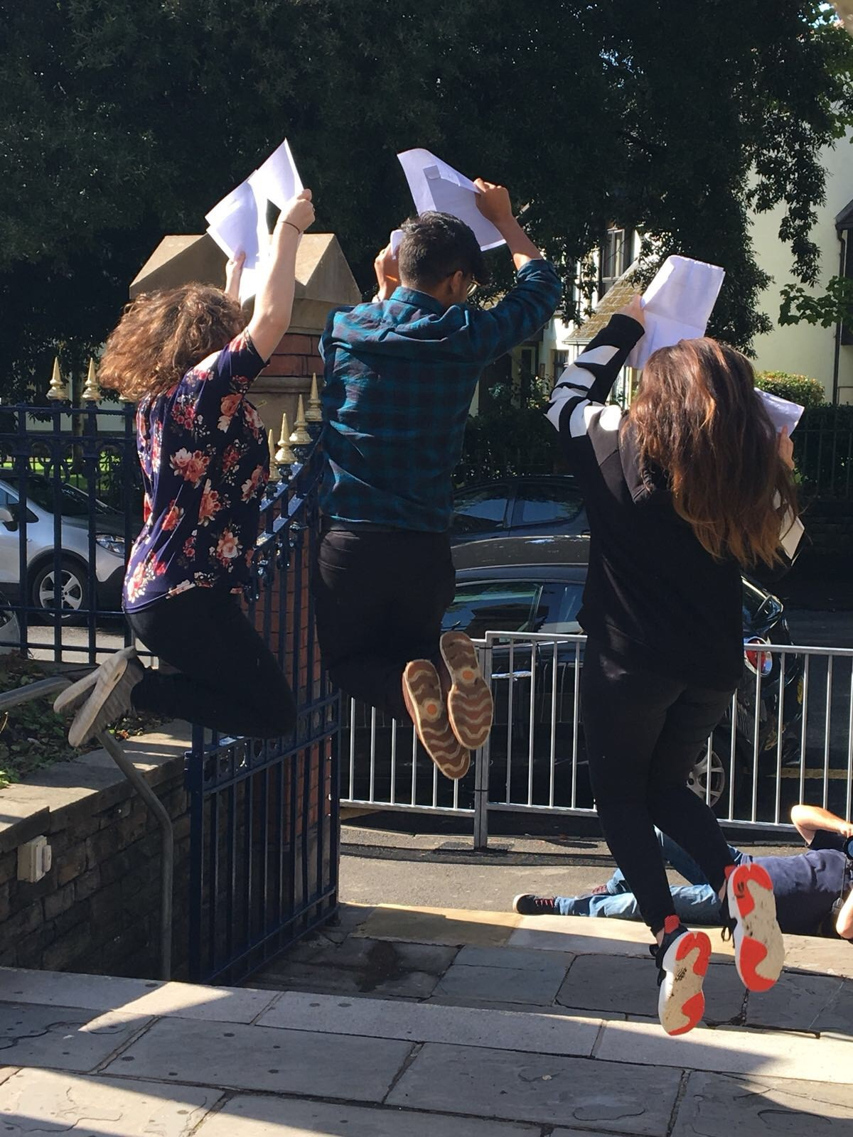 Ffynone House School A-level results 2018