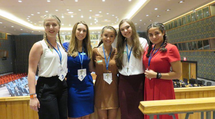 Ffynone House School Medical Internship and Diplomacy program