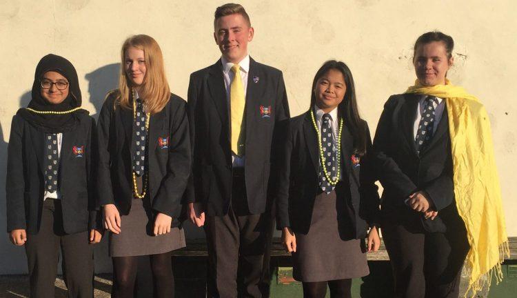 Ffynone House School STEP launch