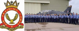 Ffynone House School student in 215 City of Swansea Air Cadets