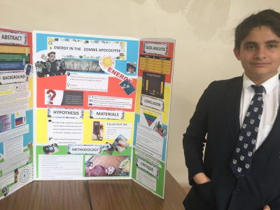 Ffynone House School Science and Technology Fair