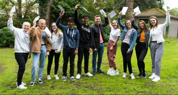 FHS Group GCSE results