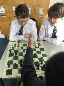 Chess Practice Ffynone House School