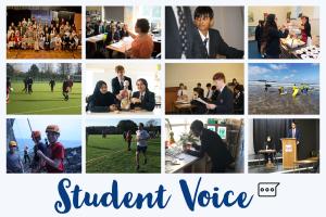 Student Voice Banner