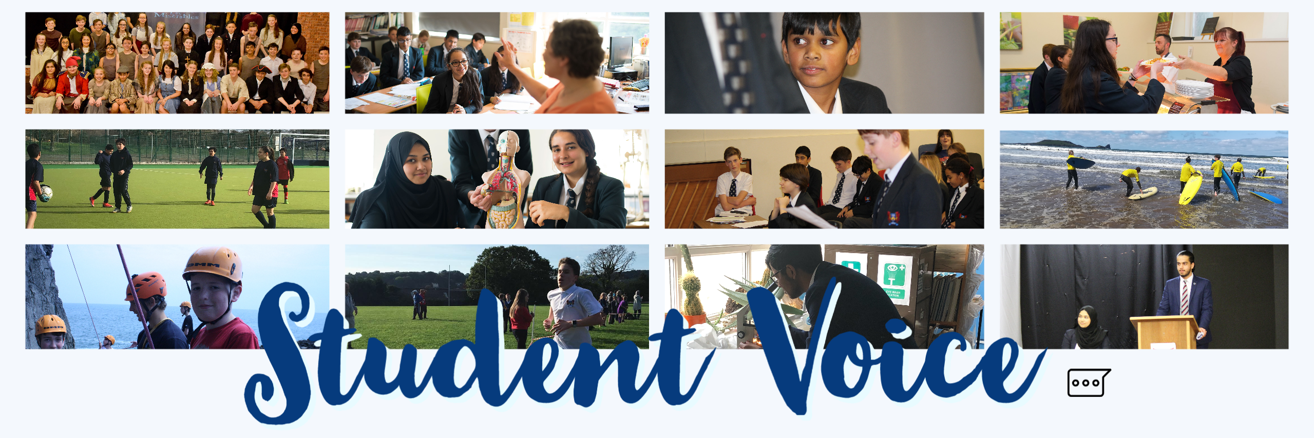 Student Voice Banner 2