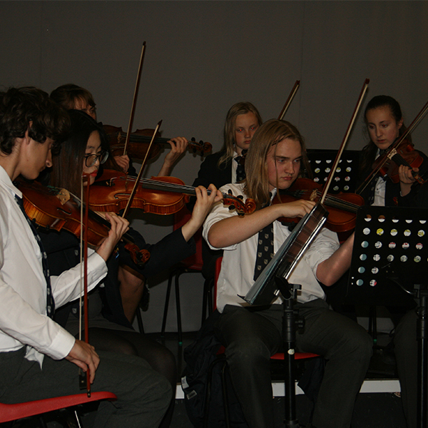 The Annual Abertawe Festival for Young Musicians